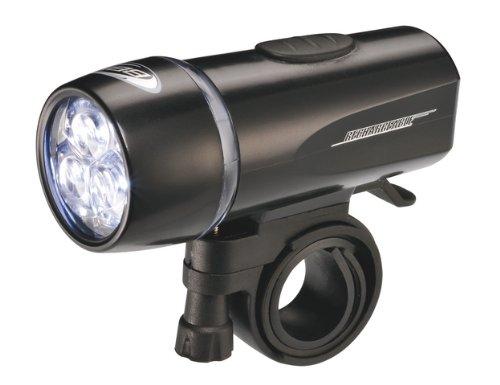 BBB Frontlicht Beleuchtung UltraBeam Deluxe, schwarz, für Standard und Oversize