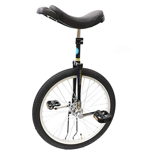 どのスポーツのトレーニングにも一輪車は最適。 バランス感覚・体幹を鍛えられます!MYS ULTIMATE オリジナルモデル【UC-13BP】ブラックパール 一輪車 ユニサイクル キッズ プレゼント 20インチ スポーク 軽い 20インチ 日本一輪車協会認定