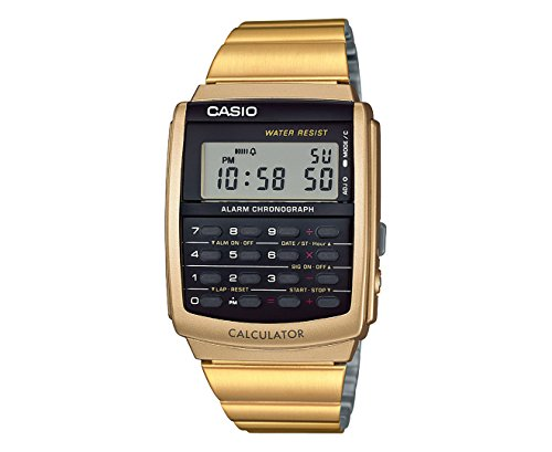 CASIO DATA BANK カシオ データバンク CA-506G-9A CA506G-9A CALCULATOR カリキュレーター 計算機 電卓 キ...