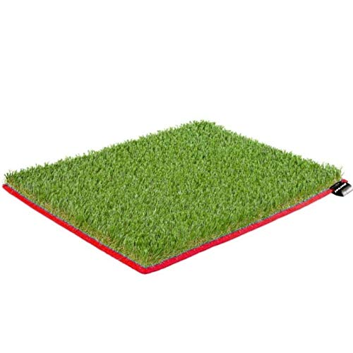 DORSAL Surfer Changing Pad Surf Grass Mat for Wetsuit Change - Red