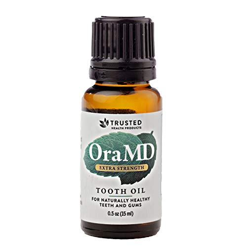 OraMD Extra Strength 1-Pack - Natural Solution for Healthy Teeth & Healthy Gums