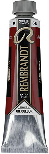 Rembrandt PAINT OIL INDIAN RED, us:one size