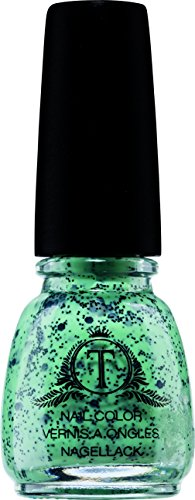 Trosani Nagellack sparkle Party - Shoot and berry, 1er Pack (1 x 17 ml)