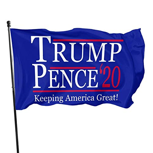Alive Inc Trump 2020 Keeping America Große Flagge 3x5 Fuß Polyester Fly Bleeze 3 'x5' Flagge