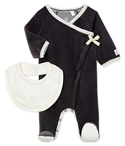 Petit Bateau Unisex Baby DORS BIEN Y + BAVOIR_5096300 Bekleidungsset, Mehrfarbig (Variante 1 00), 74 (Herstellergröße: 9M/71cm)