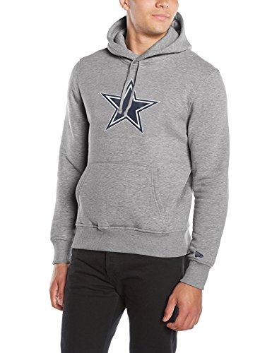 New Era ne92160fa14 Team Logo Po dalcow HGR – Sudadera-línea Dallas Cowboys pour Homme, Couleur Gris XS Gris