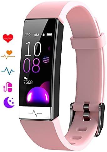 Top 10 Best wearfit watch heart rate blood pressure oxygen sleep Reviews