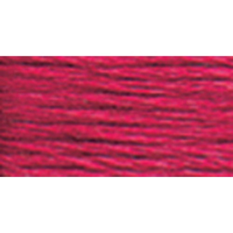 DMC 117-600 Six Stranded Cotton Embroidery Floss, Very Dark Cranberry, 8.7-Yard vcduvzy476560