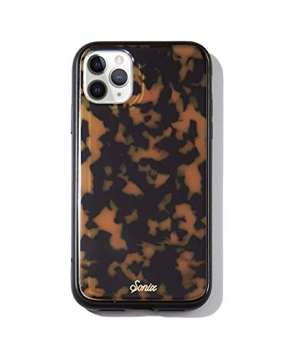 Sonix Brown Tort Case for iPhone 11 Pro [10ft Drop Tested] Protective Tortoiseshell Leopard Case for Apple iPhone 11 Pro
