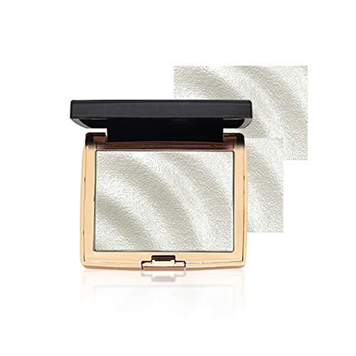 Onlyoily Highlighter Palette, Die langlebige wasserfeste gebackene Highlighter Puder Palette Makeup Palette Baked Brilliant Erhellen Sie die Hautfarbe Face Contour Powder (3)