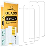 [3-Pack]-Mr.Shield Designed For XiaomiMi9 [Tempered Glass] [Japan Glass with 9H Hardness] Screen Protector with Lifetime Replacement