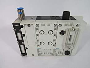 Festo CPX-FB32 w/CPX-AB-4-M12x2-5POL Bus Node Manifold Assembly