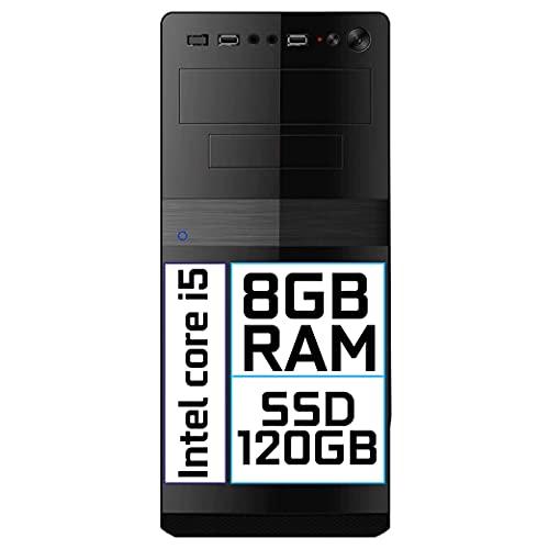 Computador Intel Core i5 8GB SSD 120GB EasyPC Go