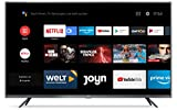 Xiaomi Mi Smart TV 4S 43 Zoll (4K Ultra HD, Triple Tuner, Android TV 9.0, Fernbedienung mit...