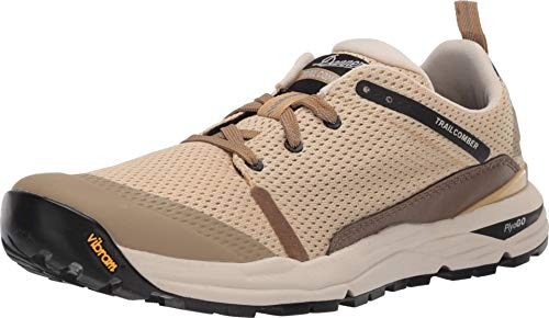 "Danner Women's 63352 Trailcomber 3"" Hiking Shoe, Wheat/Bronze - 9 M"
