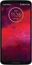 Motorola Moto Z3 MOTXT192917 Verizon Locked Edition 5G Capable - Ceramic Black (Renewed)