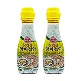 サムギョプサル 玉ねぎソース 275g x 2本 ヤンパジョリムソース 韓国調味料 韓国ソース 韓国食材 韓国食品