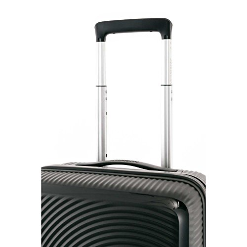 American Tourister Curio Hardside Luggage, Golden Yellow, checked-large