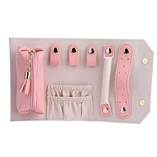 Tasche für Schmuckrollen, Diktiergeräte & Zubehör Taschen für den Ring zur Aufbewahrung von Juwelen während der Reise