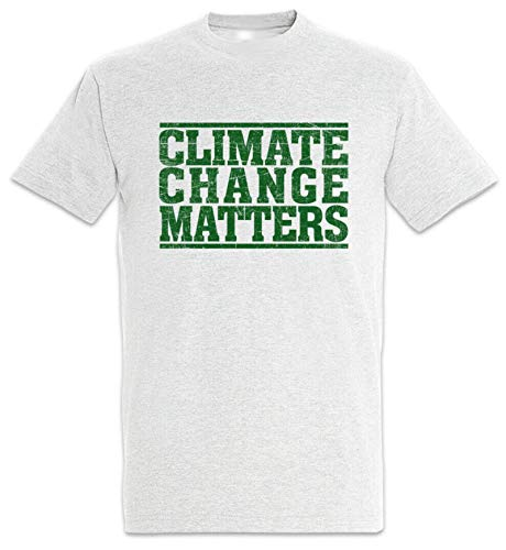 Holiday DIY Climate Change Matters T-Shirt Save The World Green Energy Global Warming Vegan,5XL