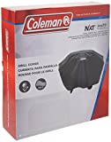 Grill cover shields against wind, rain and sun Weather-resistant construction resists fading and cracking Sturdy, adjustable straps help keep it in place on windy days For use with Coleman NXT 100, 200 and 300 models For use with Coleman RoadTrip 994...