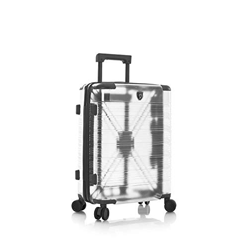 Heys X-Ray 21' Carry On Spinner Luggage (Black)