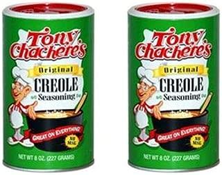 Tony Chachere Seasoning Blends, Original Creole, 17 Oz, Pack of 3