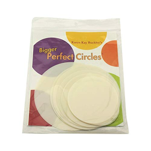 Karen Kay Buckley's Bigger Perfect Circles - 10 Sizes, 20 Circles