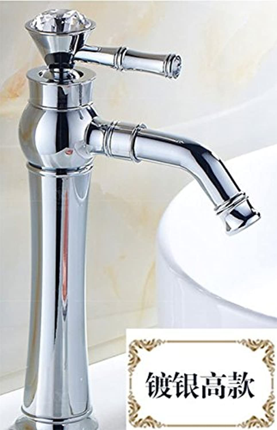 Hlluya Professional Sink Mixer Tap Kitchen Faucet The bathroom, single handle single hole, copper, basins, Sinks Faucets,b3013cm