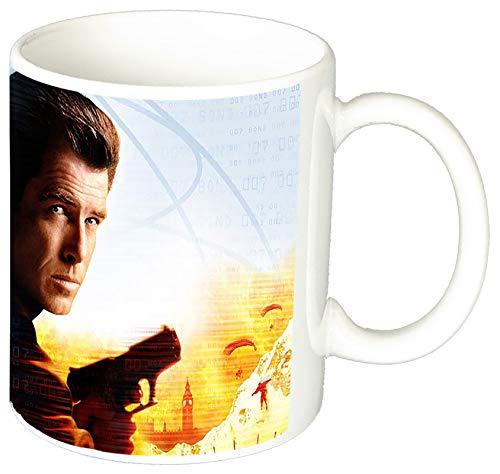MasTazas James Bond 007 El Mundo Nunca Es Suficiente The World Is Not Enough A Taza Ceramica