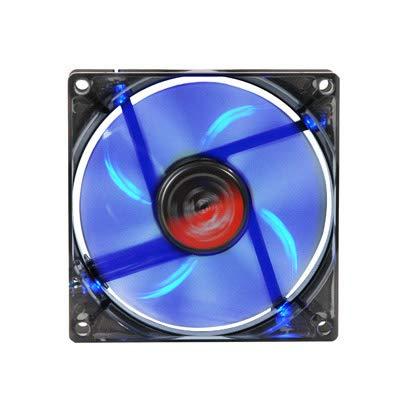 Spire Ventilador PWM azul Bluestar 120