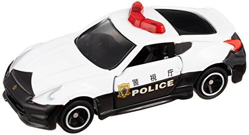 Tomica No.61 Nissan fairlady Z NISMO patrol car (box)