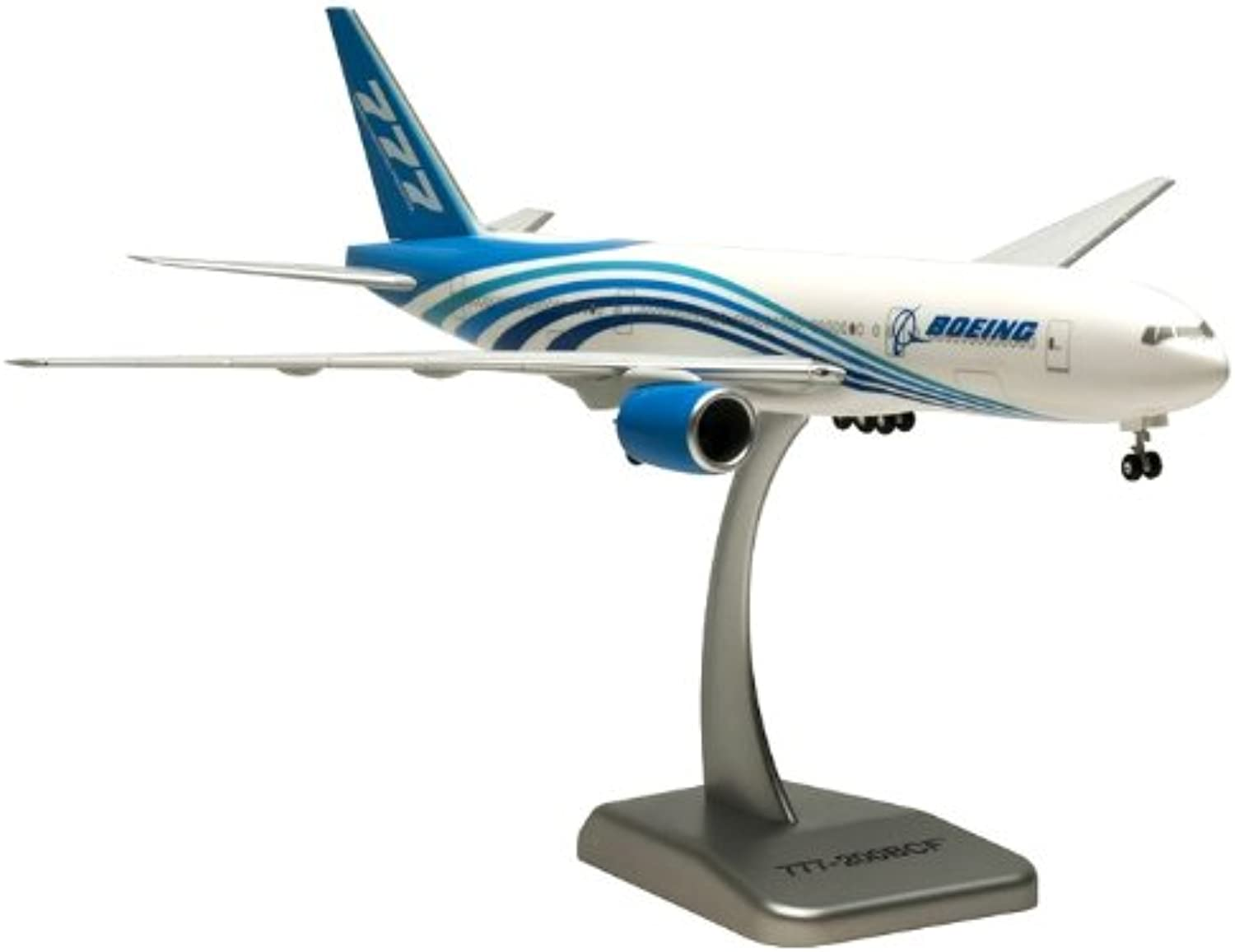Daron Hogan Boeing 777200BCF Model Kit with Gear, 1 200 Scale
