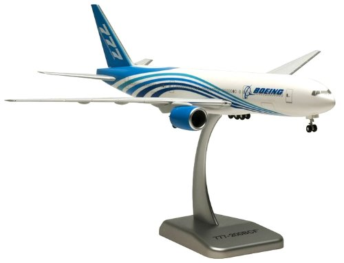Daron Hogan Boeing 777-200BCF Model Kit with Gear, 1/200 Scale