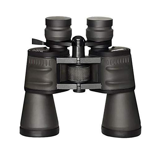Prismáticos 10-120x80 HD Compactos Adultos Profesionales, Zoom Binoculars Visión Nocturna con Luz Clara y Débil - Lente BAK4 Prism FMC