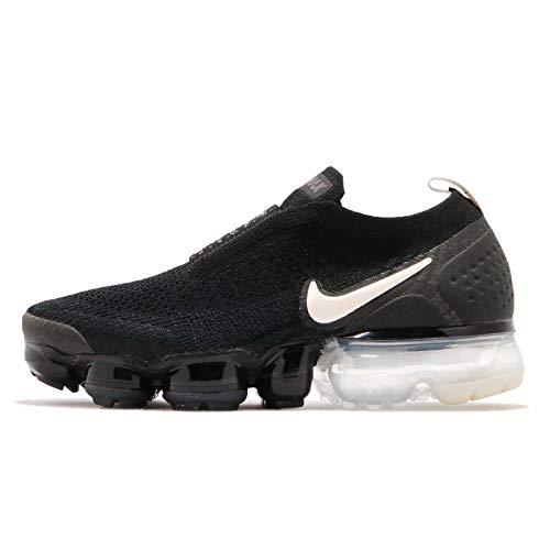 Nike Air Vapormax FK Moc 2, Scarpe da Ginnastica Uomo, Nero (Black/Light Cream/White/Thunder Grey 002), 49.5 EU