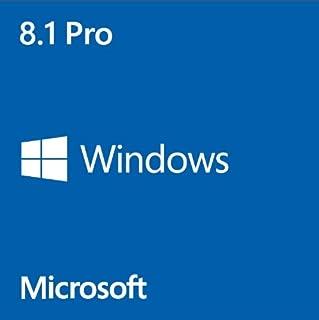 Microsoft FQC-06950 Win8.1 Professional 64Bit 1PK EN DSP OEI DVD