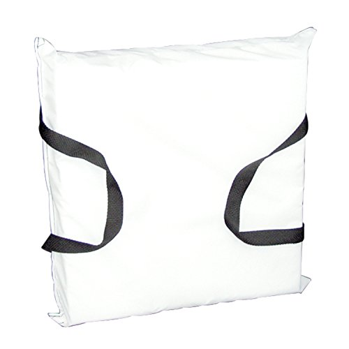 Onyx Cushion-Throw White Cloth