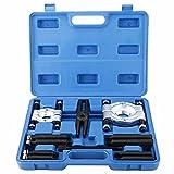 FreeTec Extractor de rótulas 12 piezas Juego de rodamientos separadores