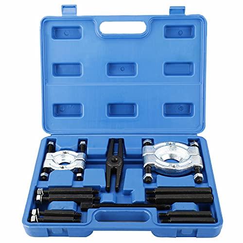 FreeTec Kit estrattori 12 pz per cuscinetti interni ed esterni avantreno sospensioni