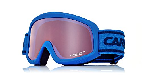 Carrera kinderskibril Adrenalyne Jr, Elc Blue mat