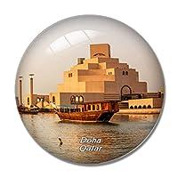 イスラム美術博物館ドーハカタール冷蔵庫マグネットホワイトボードマグネットオフィスキッチンデコレーション