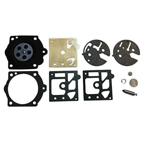 DAIMANPU Carburetor Repair/Rebuild Kit Replaces For Walbro K10-HDB Poulan Pro 285/335/375/395/3400/3700/3800 HDB-1 HDB-2 HDB-4 HDB-6 HDB-6A HDB-6B