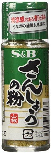 S&B - Sansho Pepper 12 grams by S&B Foods Inc. [Foods]