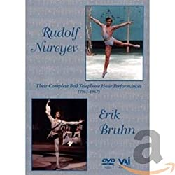 Rudolf Nureyev & Erik Bruhn: Their Complete Bell Telephone Hour Performances - 1961-1967