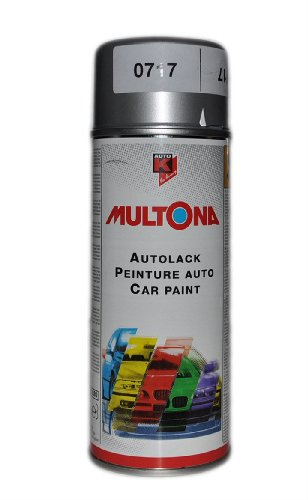 Auto-K Multona Spray 400 ml MERCEDES 744 BRILLANTSILBER-MET 600719