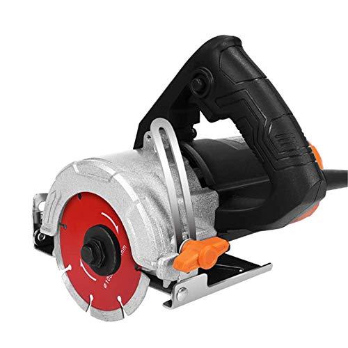 KOUPA Sierra Circular eléctrica, Sierra Circular de 1600 W, 4700 RPM, Profundidad de Corte Ajustable y ángulo de 35 mm / 45 ° para Cortar Madera y plástico