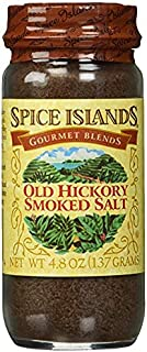 Spice Islands Old Hickory Smoked Salt 4.8oz Jar (Pack of 1)