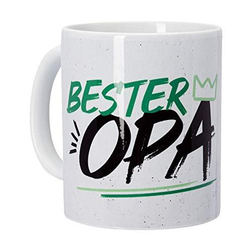 Borussia Mönchengladbach VFL Tasse Kaffeebecher Bester Opa