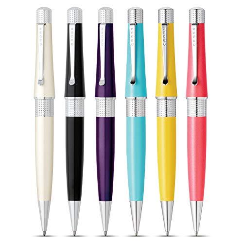 CROSS『ベバリーアイボリーボールペン(NAT0492-2)』